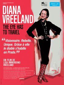 Diana Vreeland : l'oeil doit voyager