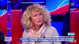 """Selon Martine Wonner, ex-LREM, les personnes vaccinées sont des """"cobayes"""""""