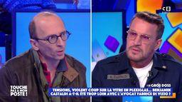 Fabrice Di Vizio s'explique face à Benjamin Castaldi
