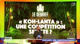Koh-Lanta : une compétition sexiste ?