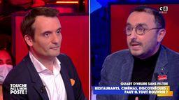 L'échange tendu entre Florian Philippot et Stéphane Manigold sur l'ouverture des restaurants
