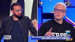 """""""Je n'ai pas organisé de soirée !"""" Guillaume Genton répond dans TPMP"""