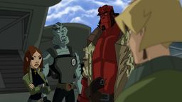 Hellboy : Le sabre des tempêtes