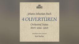 J.S. Bach - Suite pour orchestre n°4 en ré majeur