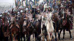 La dernière bataille de Gengis Khan