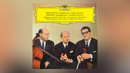 Brahms - Concerto pour violon et violoncelle