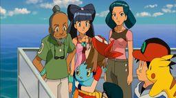 Pokemon 9 : Pokémon Ranger et le Temple des mers