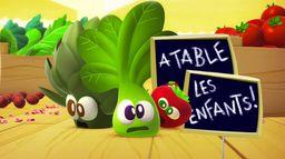 A table les enfants
