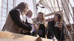 Rivalité maritime entre Angleterre et Pays-Bas