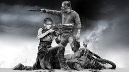Mad Max : Fury Road - Black & Chrome