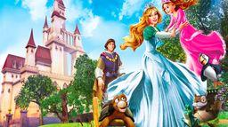 Le cygne et la princesse : une famille royale