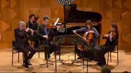 Opus 20 de Glière et opus 57 de Chostakovitch