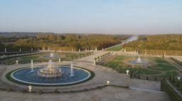 Versailles : une mégastructure souterraine
