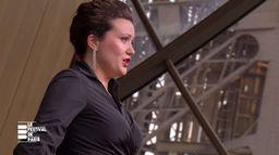 Julie Fuchs à la Tour Eiffel