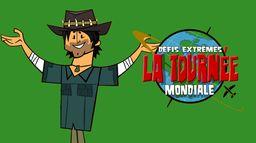 Défis extrêmes : la tournée mondiale