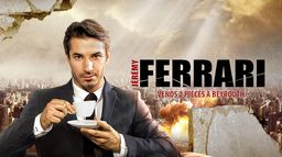 Jérémy Ferrari : Vends 2 pièces à Beyrouth
