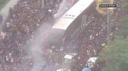 Flamengo tout un pays derrière ce club.