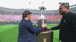La Copa Libertadores sur la pelouse de Lima