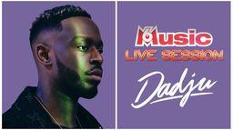 M6 Music Live Session : Dadju