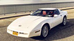 Corvette 83 : une icône ressuscitée