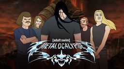 Metalocalypse : Black Fire Upon Us