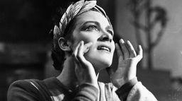 Kathleen Ferrier ; portrait