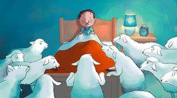 Compte les moutons