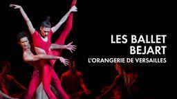 Les Ballets Béjart à l'Orangerie de Versailles