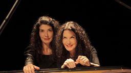 Katia et Marielle Labèque, avec Sir Simon Rattle interprètent un programme uniquement français