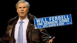 Will Ferrell : une dernière soirée avec George W. Bush