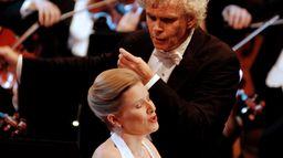 Orff - Carmina Burana dirigé par Sir Simon Rattle