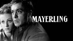Mayerling (1936)