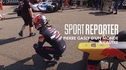 Pierre Gasly : d'un monde à l'autre