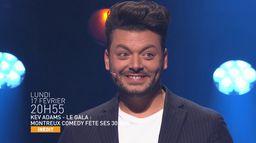 Kev Adams - Le Gala : Montreux Comedy fête se 30 ans