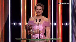Renée Zellweger, BAFTA de la meilleure actrice pour Judy - BAFTAs 2020