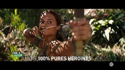 Mois 100% Pures Héroïnes