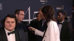 Reda Kateb marqué par le film Hors Normes  - César 2020