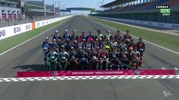 La photo de famille : Grand Prix du Qatar - Essais 1
