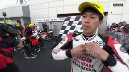 """Ai Ogura : """"J'ai perdu beaucoup de places en début de course"""" : Grand Prix du Qatar"""