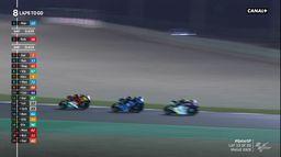 ça chauffe entre pilotes italiens : Grand Prix du Qatar