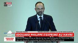 Edouard Philippe : «En prenant en compte l'avis des autorités sanitaires que nous nous organiserons pour le second tour.