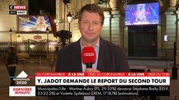 Yannick Jadot :«Ce qui est sérieux aujourd'hui, c'est d'acter qu'on ne peut pas faire campagne sérieusement pour le second tour»
