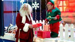 Noël en cavale