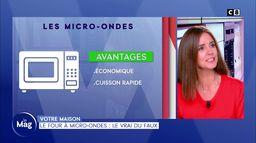 Le four à micro-ondes : le vrai du faux