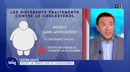 Toute la vérité sur le cholestérol