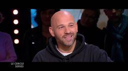 Franck Gastambide se prête au questionnaire du Cercle Séries