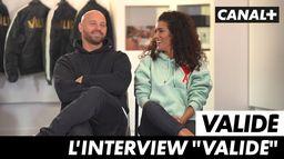 """L'interview """"Validé"""" (avec Sabrina Ouazani et Franck Gastambide)"""