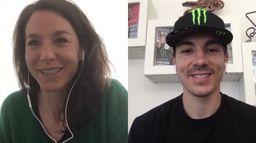 Maverick Viñales : « Je n'imagine pas que la saison sera annulée » : MotoGP à la maison