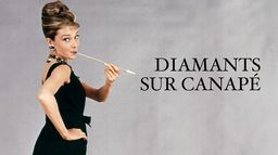 Diamants sur canapé