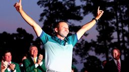 Garcia se replonge dans sa victoire : Masters 2017